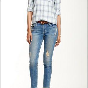 Women's James Twiggy Distressed Jeans Size 26